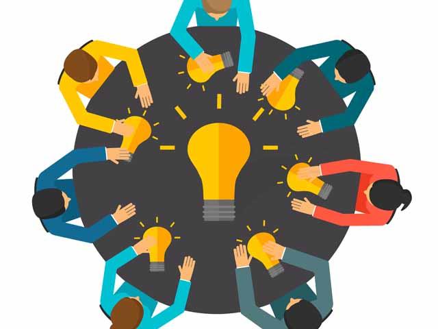 Liderazgo, delegación y objetivos en entornos agile